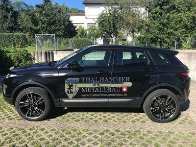 gebraucht Land Rover Range Rover evoque 2.0 TD4 Pure AT9