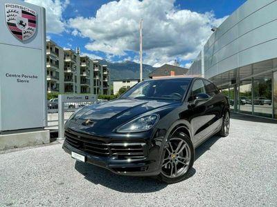 gebraucht Porsche Cayenne S Coupe