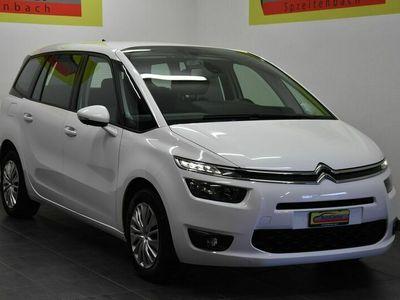 gebraucht Citroën Grand C4 Picasso C4 Picasso 1.6 BlueHDi Séduction EAT6