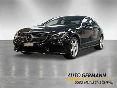 gebraucht Mercedes CLS250 CLS -Klasse C218d 4matic