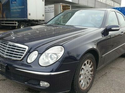 gebraucht Mercedes E240 E-KlasseAvantgarde