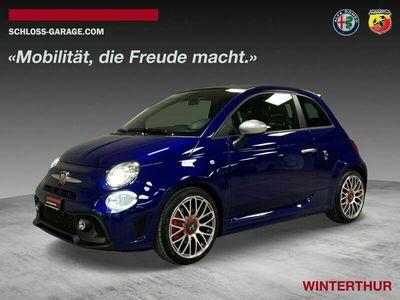 gebraucht Fiat 500 Abarth 595C 1.4 165 Turismo