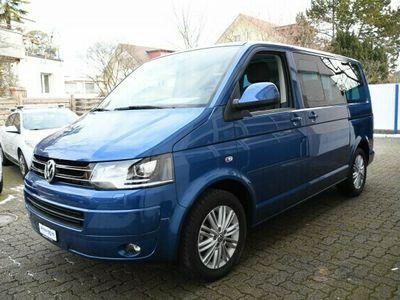 gebraucht VW Multivan T52.0 TDI CR Comfortline
