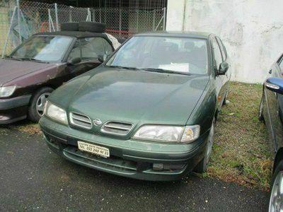 gebraucht Nissan Primera Primera 2.0 Plus SwissEd.2.0 Plus SwissEd.