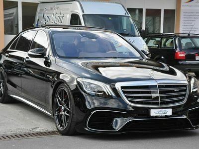 gebraucht Mercedes S63 AMG S-Klasse S 63 AMG L 4Matic+ 9G-Tronic S-KlasseAMG L 4Matic+ 9G-Tronic