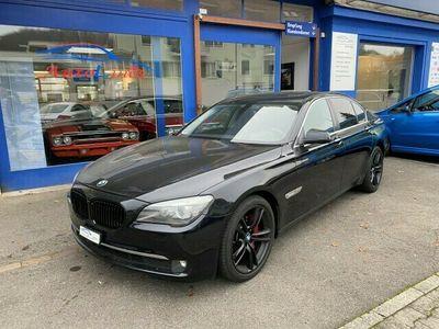 gebraucht BMW 740 7er d