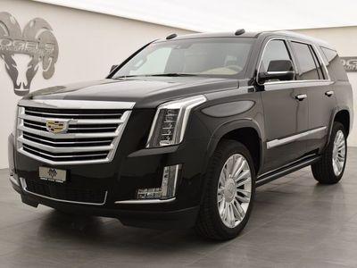 gebraucht Cadillac Escalade Platinum 6.2 AWD
