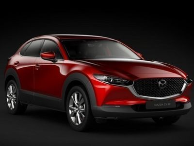 gebraucht Mazda CX-30 SKYACTIV-X M Hybrid 180 Ambition Plus FWD Automa