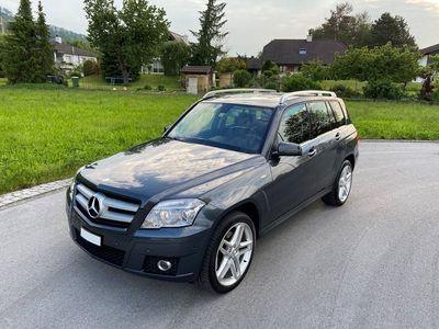 gebraucht Mercedes GLK220 CDI BlueEfficiency 4Matic 7G-Tronic *AMG 20 Zoll* *ab Service*