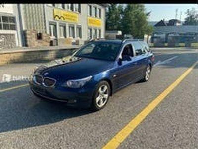 gebraucht BMW 525 5er XD