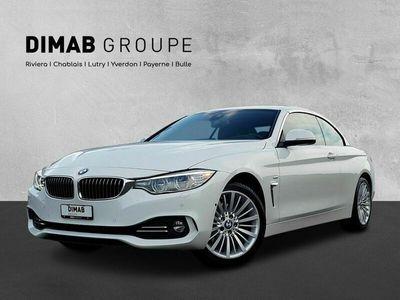 gebraucht BMW 428 4er i Cabrio xDrive