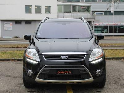 gebraucht Ford Kuga 2.0 TDCi Titanium 4WD