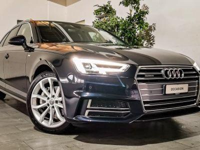gebraucht Audi A4 Avant 2.0 TDI Sport quattro S-Line