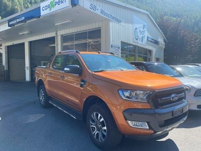 gebraucht Ford Ranger Wildtrak 3.2 TDCi 4x4 A