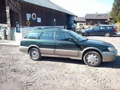gebraucht Subaru Legacy mit Anhängerkupplung