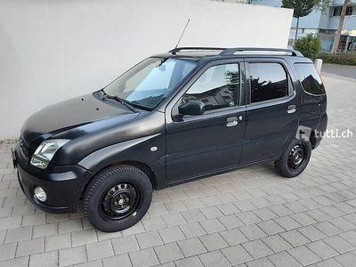 gebraucht Subaru Justy G3X 1.3 2007 152000km Anhängerkupplung 4WD