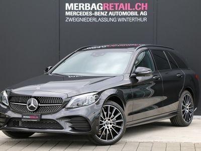 gebraucht Mercedes 220 C-Klasse CSwissStar AMG L.4M