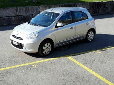 gebraucht Nissan Micra 1.2 5-türig