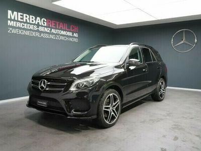 gebraucht Mercedes GLE250 d Executive 4M