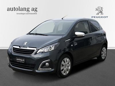 gebraucht Peugeot 108 e-1.0 VTi Style
