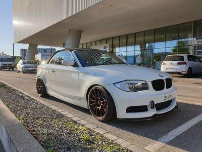gebraucht BMW 135 Cabriolet 1er i in perfektem Zustand ***nur 42'900km***