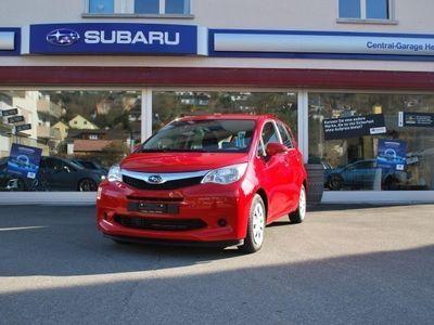 gebraucht Subaru Trezia 1.3i Swiss
