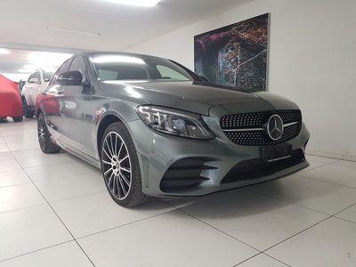 gebraucht Mercedes C220 AMG Line 4matic