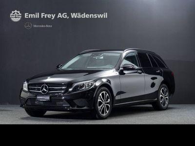 gebraucht Mercedes C200 4MATIC Kombi Swiss Star
