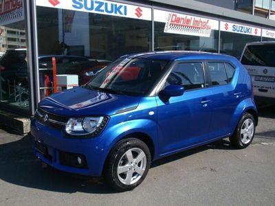 gebraucht Suzuki Ignis 1.2i Unico