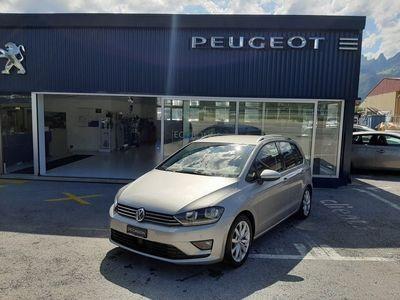 gebraucht VW Golf Sportsvan 1.4 TSI Comfortline DSG
