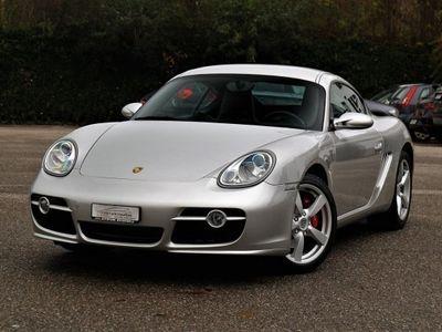 gebraucht Porsche Cayman S 3.4