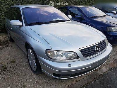gebraucht Opel Omega 3.2, Jahrgang 2002, seltener Kombi