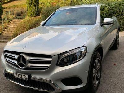 gebraucht Mercedes GLC250 d Exclusive 4Matic 9G-Tronic