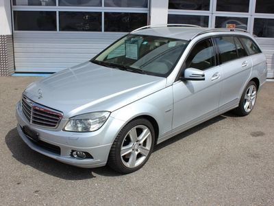 gebraucht Mercedes C350 C-KlasseCDI (320 CDI) Elégance 4Matic 7G-Tronic