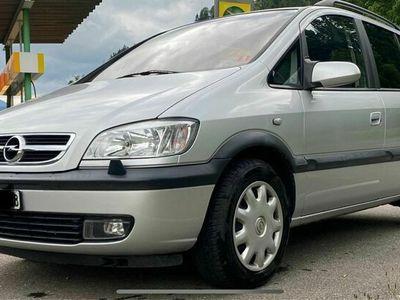 gebraucht Opel Zafira 1.8 Benzin