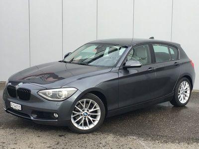 gebraucht BMW 118 1er i mit Automat,Leder,Navi,Klima,Sitzheizung etc....