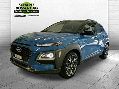 gebraucht Hyundai Kona 1.6 GDi Hybrid Amplia