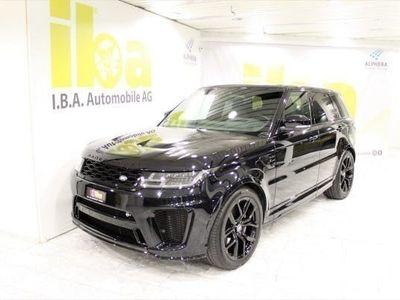 gebraucht Land Rover Range Rover Sport Sport RR 5.0 S/C SVR