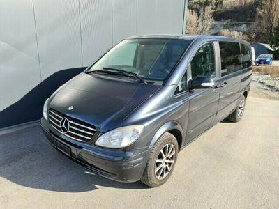 gebraucht Mercedes Viano 2.2 CDI Trend