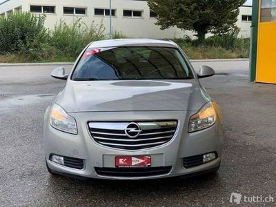 gebraucht Opel Insignia 2.8 Turbo Cosmo 4WD Automatic