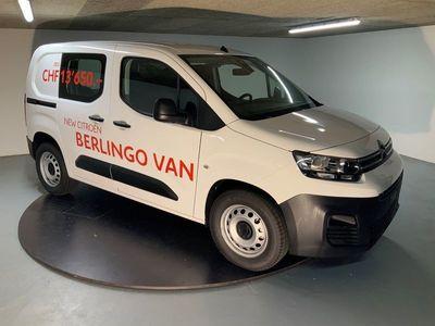 gebraucht Citroën Berlingo 1.5 Blue HDi 130 s/s Worker 1000kg