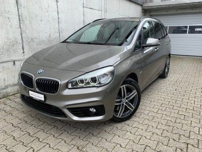 gebraucht BMW 220 2er d xDrive Gran TSport
