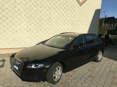 gebraucht Audi A4 A4 Avant schwarzAvant schwarz