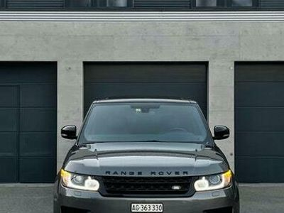 gebraucht Land Rover Range Rover Sport Sport Rang Rover 3.0 SD