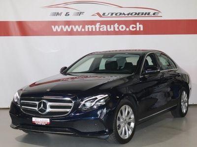 gebraucht Mercedes E220 E-KlasseAvantgarde 4matic