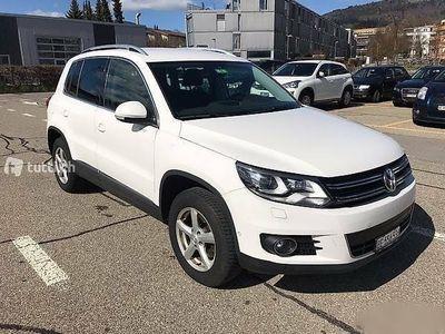 gebraucht VW Tiguan 1.4TSI 4Motion