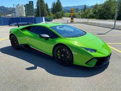gebraucht Lamborghini Huracán Coupé 5.2 Performante
