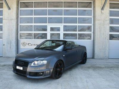 gebraucht Audi RS4 Cabriolet 4.2 V8 quattro