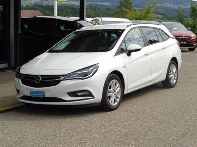 gebraucht Opel Astra ST 1.6 CDTI 136 Enjoy S/S