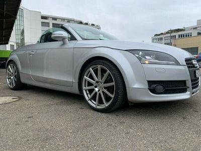 gebraucht Audi TT Roadster 2.0 TFSI (Cabriolet)